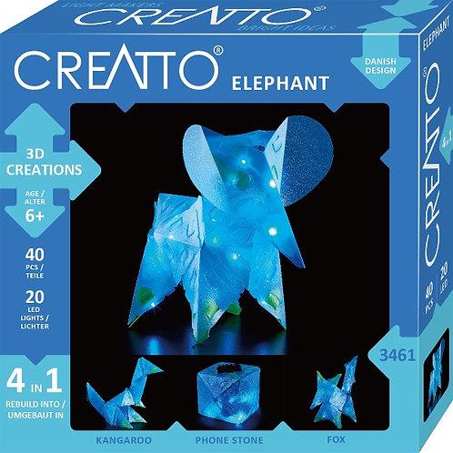 CREATTO Elefant
