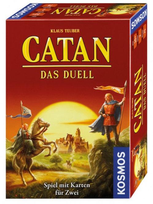 Catan - Das Duell (Spiel für Zwei)