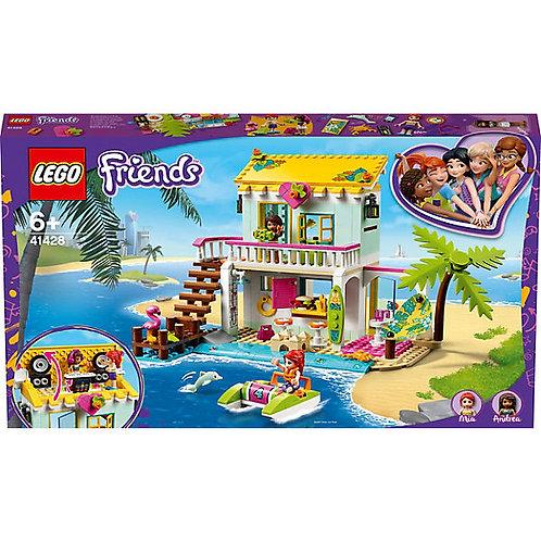 Lego Friends Strandhaus mit Tretboot