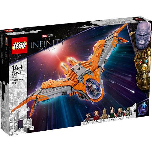 LEGO 76193 Das Schiff der Wächter