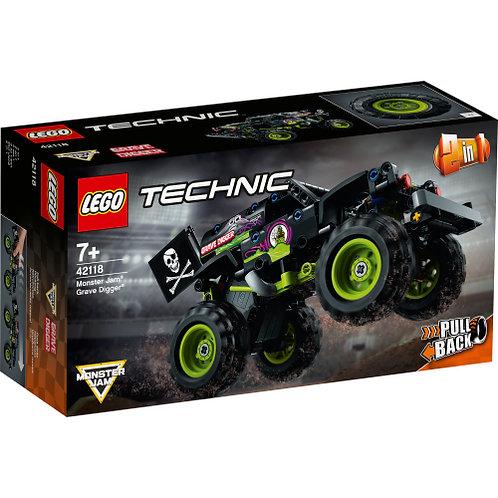 LEGO 42118 Monster Jam® Grave Digger®