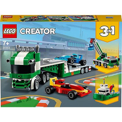 LEGO 31113 Rennwagentransporter V29