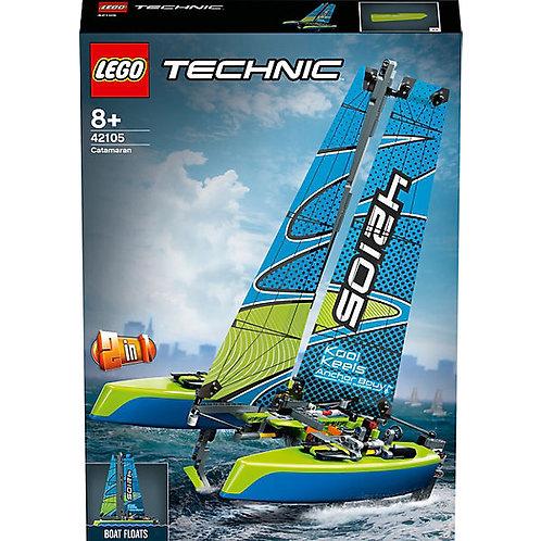 Lego Technic Katamaran V29