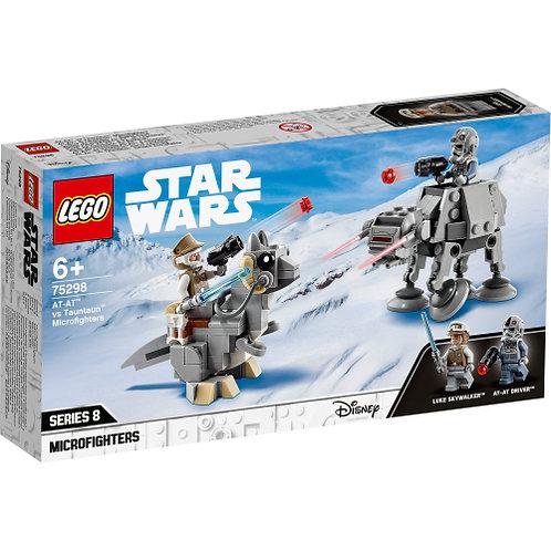 LEGO 75298 AT-AT™ vs. Tauntaun™ Microfighters