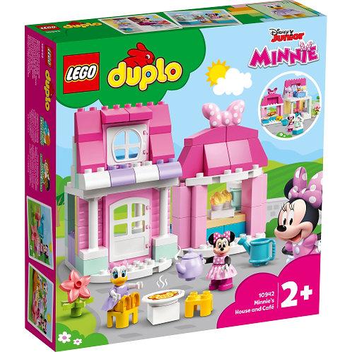 LEGO 10942 Minnies Haus mit Café