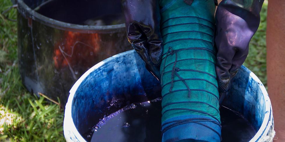 Colour Me Blue - Indigo workshop (1)