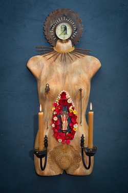 Our Lady of the Divine Rusty Junk