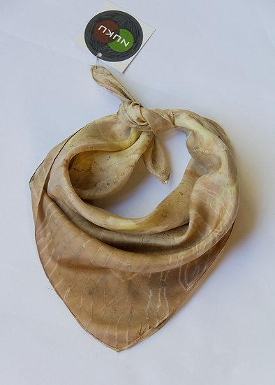 Caramel neck scarf, bandana
