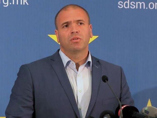 Димитриевски: Лошите политики на СДСМ се пропуст на Заев