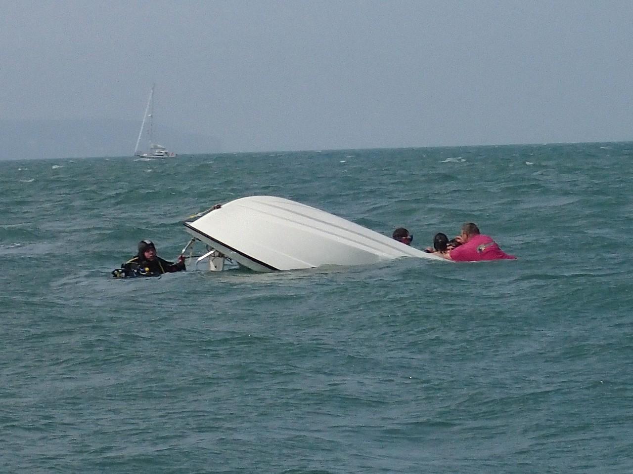 Nos héros sauvetage Dieppe
