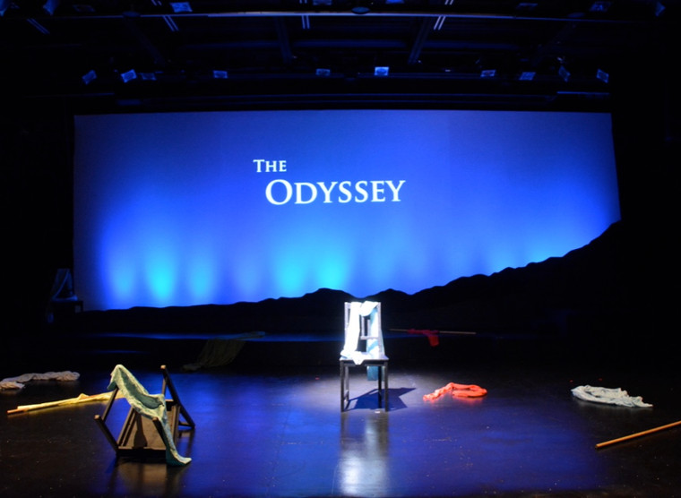 Production Page Cover - O.jpgMary Zimmerman's The Odyssey