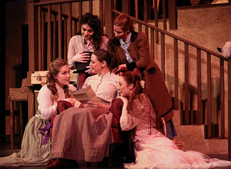 Little Women the Musical