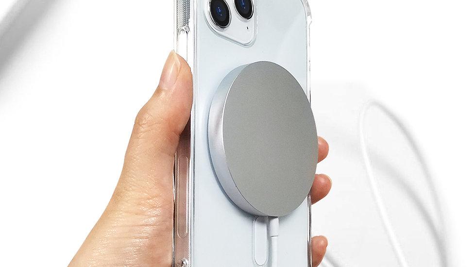 Für Apple IPhone 12 Mag Safe Ladegerät + Hülle