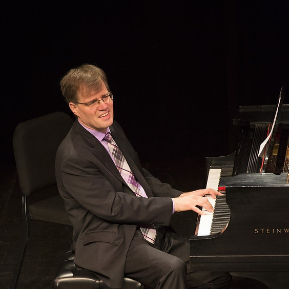 Grammy nominated pianist, John Novacek plays Bach, Beethoven and Brahms