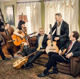 Le Jazz Hot Quartet of the Hot Club of San Francisco