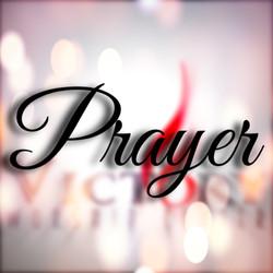 Prayer @ VICTORY