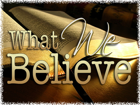 What We Believe @ VICTORY