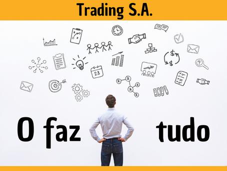 Como traders somos nossos próprios gestores...acompanhe o video auto explicativo.