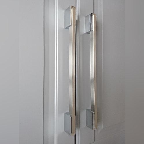 art. 154 - 200, 264 и 360 mm - матовый никель и хром