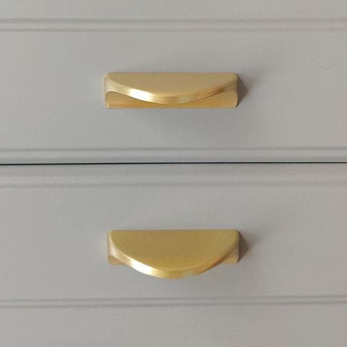 art. 113 - 50 mm матовая латунь
