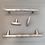 Thumbnail: art. 148 скоба матовый никель
