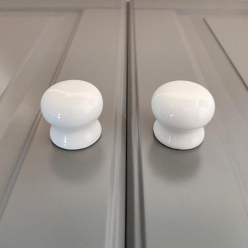 art. 107 белая керамика 30 mm