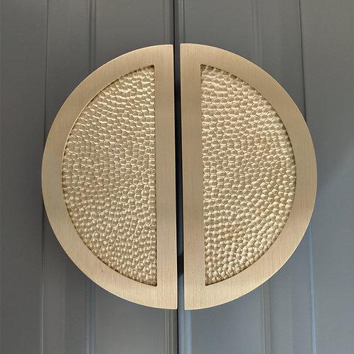 art. 170 - 150 mm матовая латунь