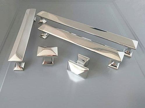art. 147 - 169 mm блестящий никель
