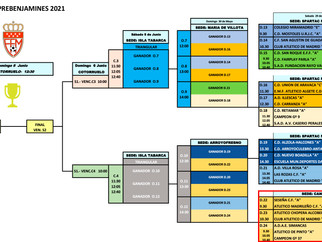 Torneo de Campeones Prebenjamin RFFM
