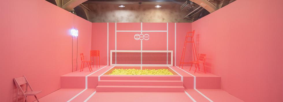 夢幻網球池