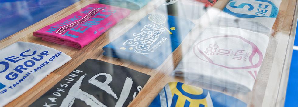 海碩系列賽歷屆T-shirt
