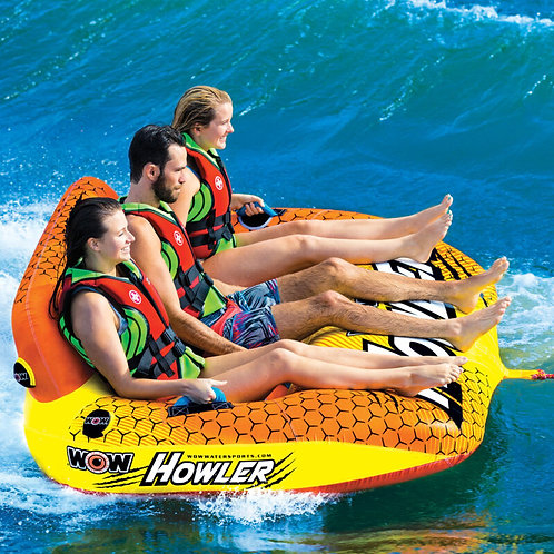 Howler 3 Person Towable