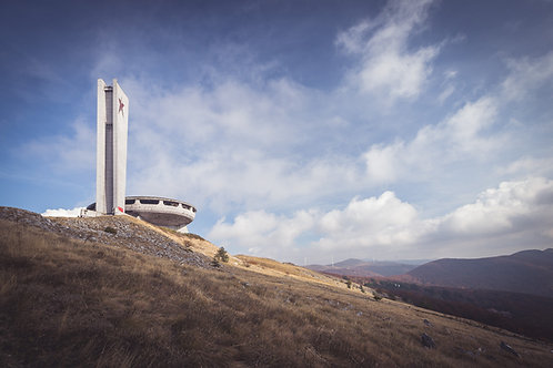 Andy Day | Buzludzha I