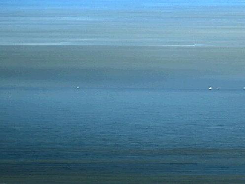 Susan Collins   Seascape, Margate, 27 January 2009, 14:32pm
