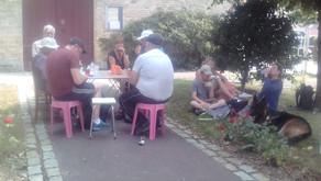 Une pause estivale à Wylder
