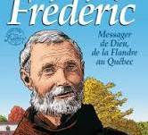 Livre du Père Frédéric en vente au siège de l'association
