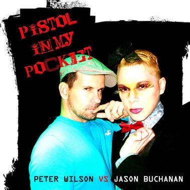 Pistol In My Pocket CD Single