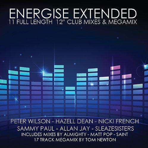 Energise Extended (2CD Album)
