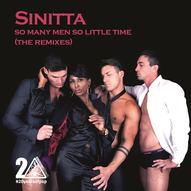 So Many Men  (Remixes Single)
