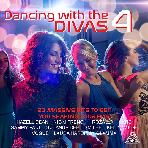 Dancing with the Divas 4 (Energise Artists)