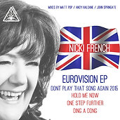 Eurovision EP (Nicki French)