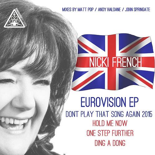 Eurovision EP (Nicki French)
