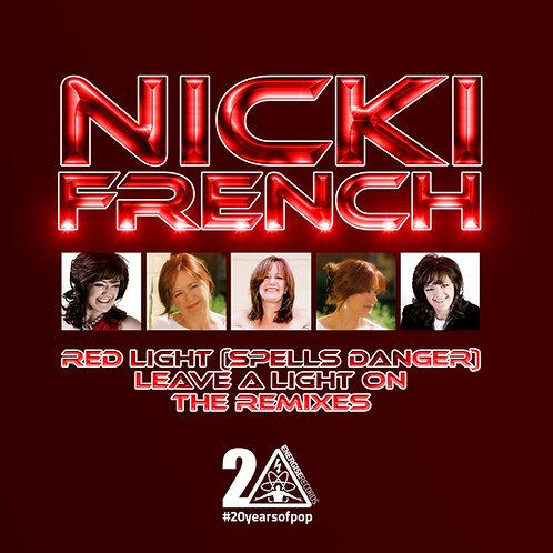 Red Light (Spells Danger) CD