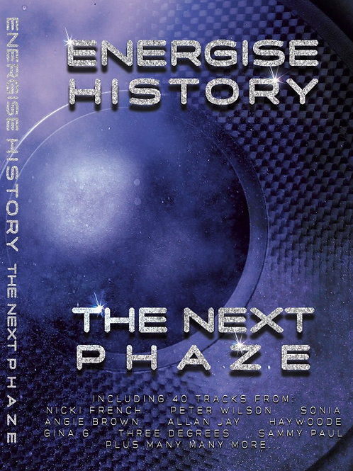 History (The Next Phaze) 4 cd Box Set