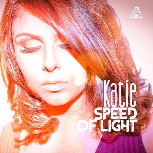 Speed of Light (Katie) CD Single