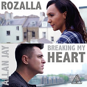 Breaking My Heart (CD Single)