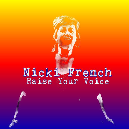 Raise Your Voice (CD Single)