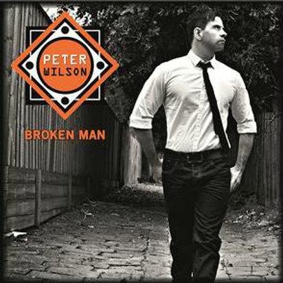 Broken Man (CD Single)