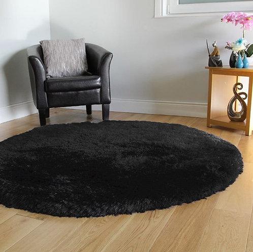 Pearl Black Circle 150cm