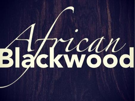African Blackwood 紫光檀